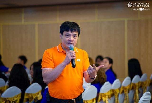"""500 sinh viên Đà Nẵng được """"tiếp lửa"""" ước mơ từ CEO FPT - 4"""