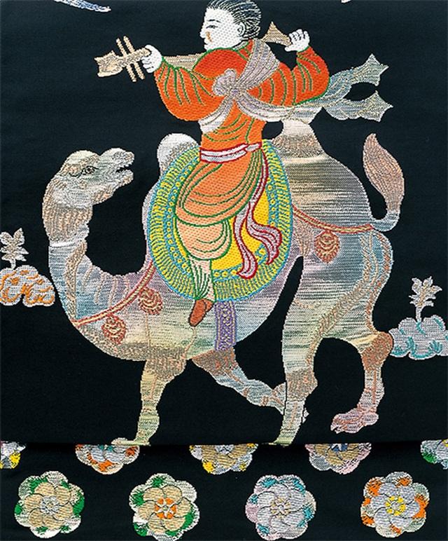 Văn hoá nghìn năm trên kimono Nhật Bản - 1