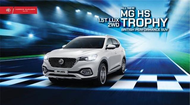 MG Việt Nam chính thức ra mắt MG HS 1.5T Trophy thế hệ mới - 4