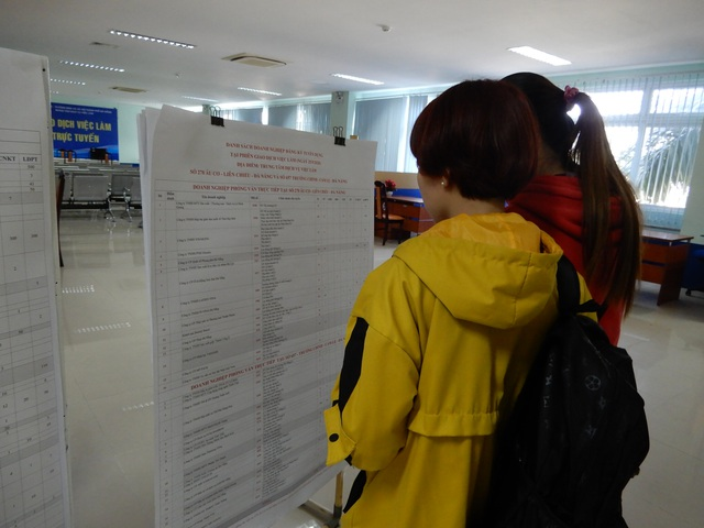 Đà Nẵng xây dựng hệ thống cơ sở dữ liệu thông tin thị trường lao động - 1