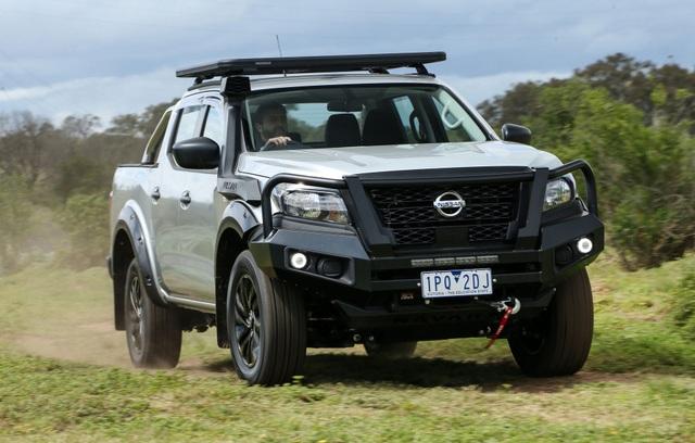 Nissan Navara 2021 xuất kích, sẵn sàng đấu với Ford Ranger - 26
