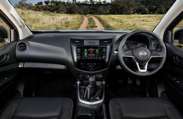 Nissan Navara 2021 xuất kích, sẵn sàng đấu với Ford Ranger - 52