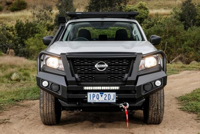 Nissan Navara 2021 xuất kích, sẵn sàng đấu với Ford Ranger - 5