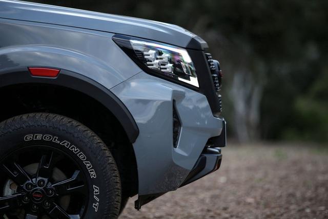 Nissan Navara 2021 xuất kích, sẵn sàng đấu với Ford Ranger - 23