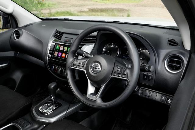 Nissan Navara 2021 xuất kích, sẵn sàng đấu với Ford Ranger - 39