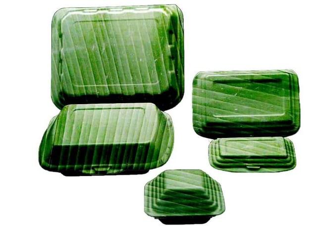 Đoạt giải Nhất thi khởi nghiệp với sản phẩm chén, đĩa làm bằng lá chuối khô - 3