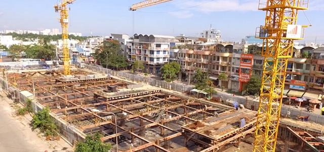 Nhiều cán bộ bị kiểm điểm vì cấp phép cho dự án bất động sản trái luật - 1