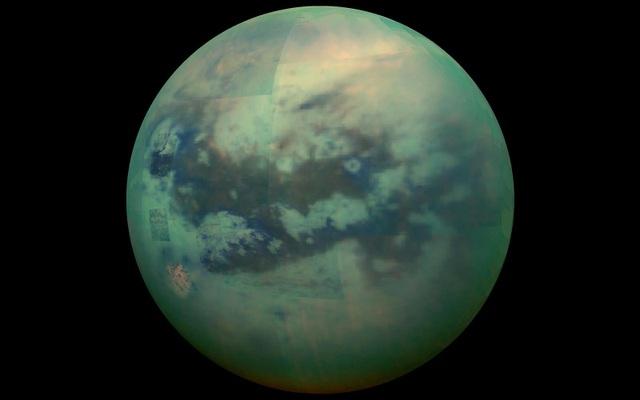 Hé lộ bí mật về Mặt trăng lớn nhất của Sao Thổ - 1