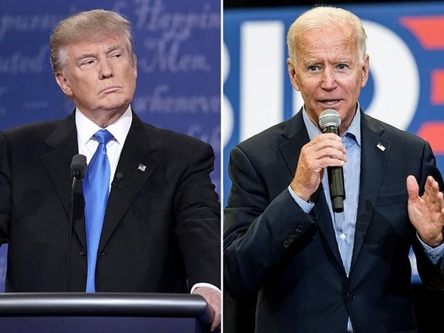 Trump - Biden cấp tập gây quỹ cho cuộc chiến pháp lý căng thẳng sau bầu cử - 1