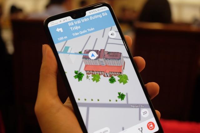 Bộ TTTT ra mắt ứng dụng bản đồ số 4D 'thuần Việt' đầu tiên tại Việt Nam - 3