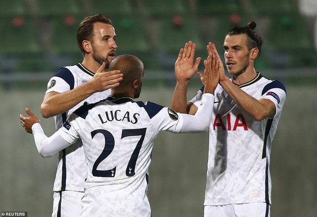 Tottenham, Arsenal thắng lớn, CLB của Filip Nguyễn lại... thua thảm - 1