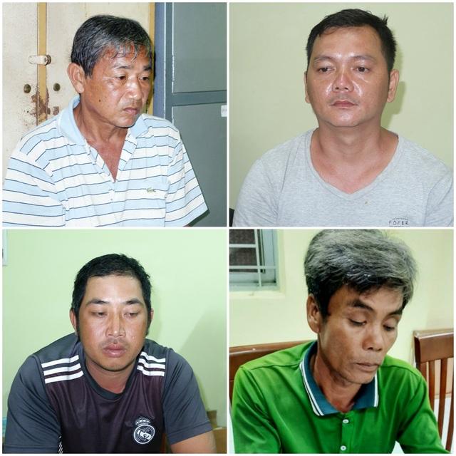 Bắt tạm giam 4 đối tượng  trong vụ vận chuyển 51kg vàng ở biên giới - 2