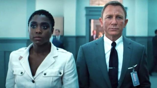 Nữ diễn viên da màu vào vai điệp viên 007 bình thản đối diện chỉ trích - 1