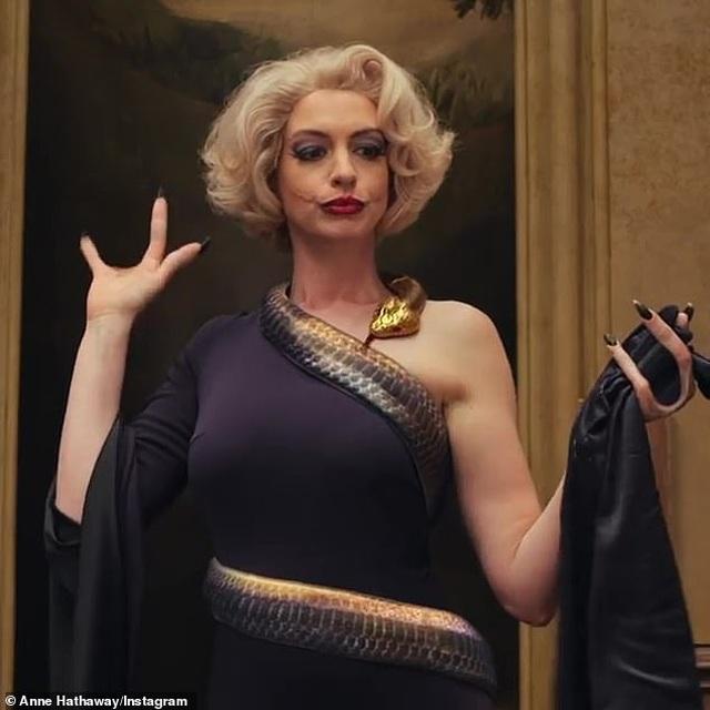 Anne Hathaway xin lỗi vì vai diễn có bàn tay khiếm khuyết gây tổn thương - 2