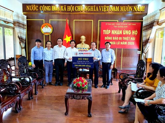 Quảng Nam: Tiếp nhận trên 28 tỷ hỗ trợ người dân bị thiên tai - 1