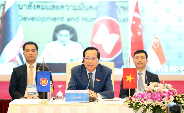 Bộ trưởng cácnước ASEAN đồng thuận đối với 12 văn kiện, tuyên bố - 1