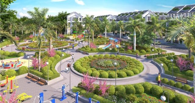 Chính thức ra mắt dự án Đại Từ Garden City, Thái Nguyên - 1