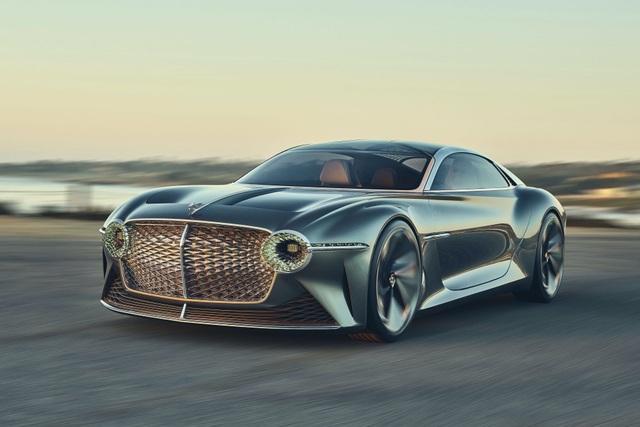 Bentley bất ngờ tiết lộ kế hoạch dừng sản xuất xe động cơ xăng - 1