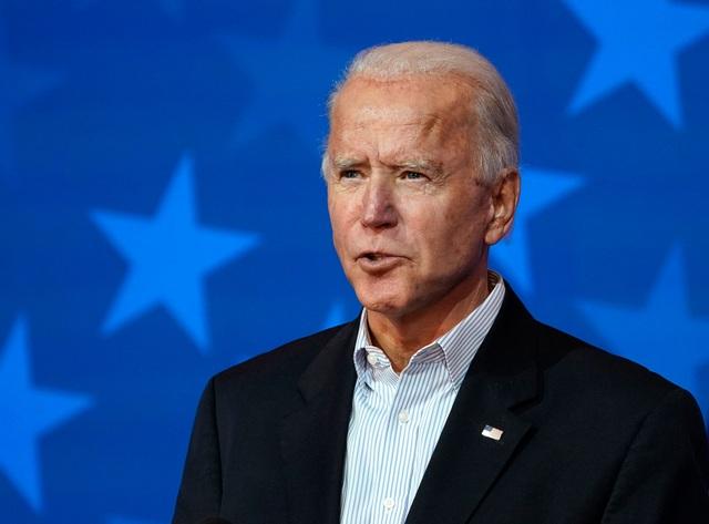 Ông Trump cảnh báo đối thủ Biden không tuyên bố đắc cử sớm - 1