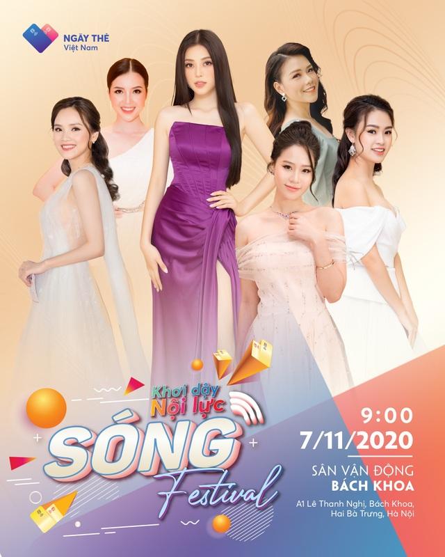 """Ngày Thẻ Việt Nam 2020: Cuối tuần này, có gì ở lễ hội mua sắm lớn nhất năm """"Sóng Festival""""? - 4"""
