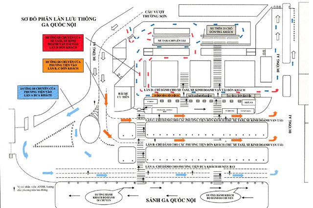 Giao thông tại sân bay Tân Sơn Nhất thay đổi như thế nào? - 2