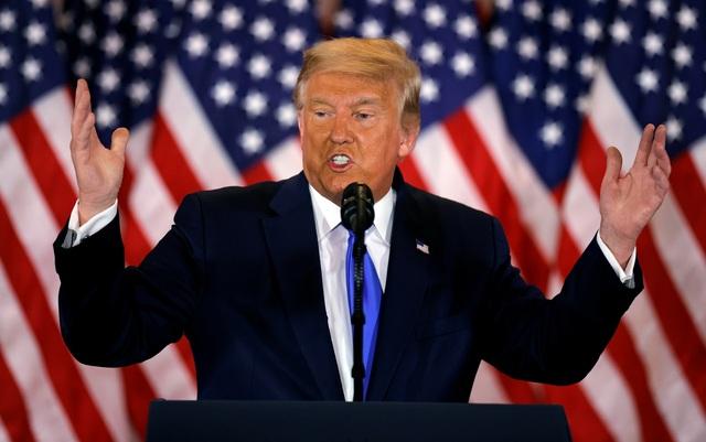 Nghị sĩ Mỹ tin ông Trump vẫn có cửa thắng - 1