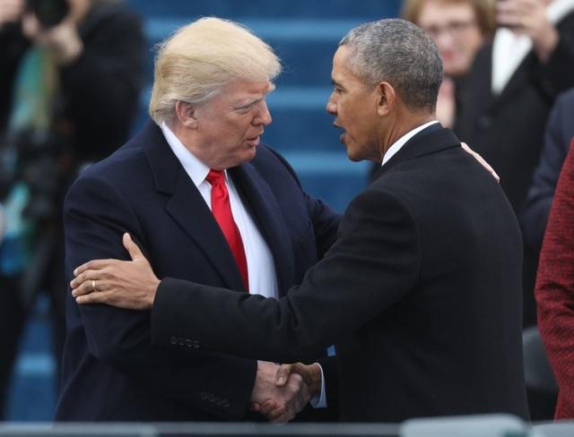 Tổng thống Trump phá kỷ lục phiếu phổ thông của ông Obama - 1
