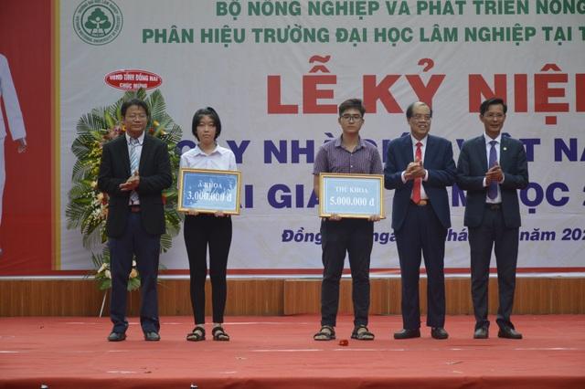 Phân hiệu Đại học Lâm nghiệp tại tỉnh Đồng Nai khai giảng năm học mới - 2