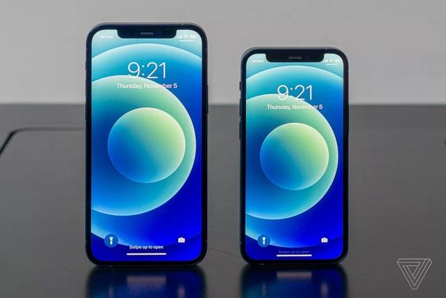 Cận cảnh bộ đôi iPhone 12 mini và 12 Pro Max - Khác biệt lớn về kích cỡ - 3