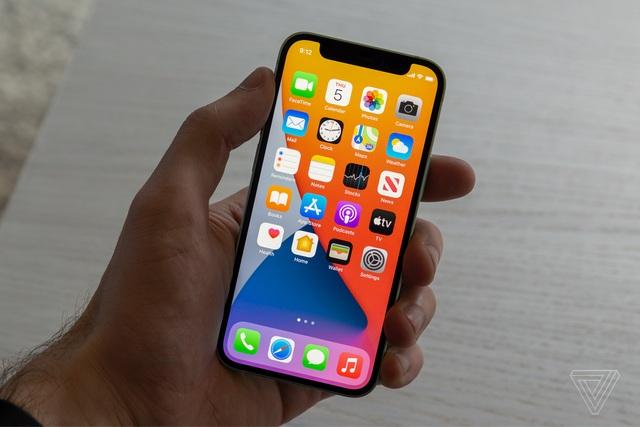 Cận cảnh bộ đôi iPhone 12 mini và 12 Pro Max - Khác biệt lớn về kích cỡ - 12