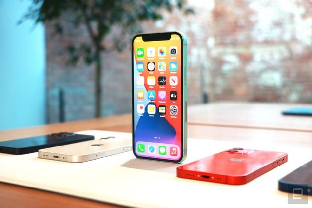 Cận cảnh bộ đôi iPhone 12 mini và 12 Pro Max - Khác biệt lớn về kích cỡ - 4