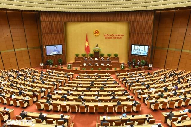 """Quốc hội """"duyệt"""" chỉ tiêu GDP 6%, đề ra 11 nhiệm vụ trong năm 2021 - 2"""