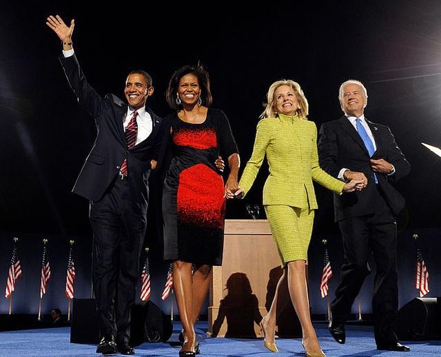 Chân dung người vợ mà ông Biden từng 5 lần cầu hôn  - 9