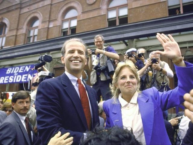 Chân dung người vợ mà ông Biden từng 5 lần cầu hôn  - 8