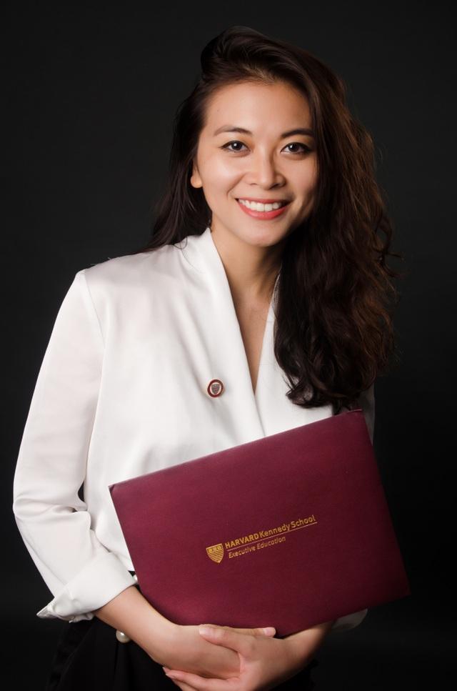 Nữ thạc sĩ Việt tại Mỹ lan toả sức mạnh của lãnh đạo truyền cảm hứng - 1