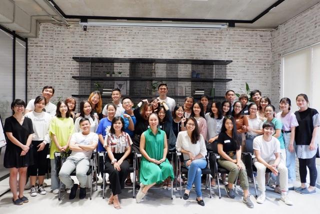 Nữ thạc sĩ Việt tại Mỹ lan toả sức mạnh của lãnh đạo truyền cảm hứng - 7