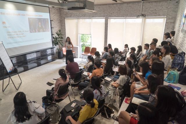 Nữ thạc sĩ Việt tại Mỹ lan toả sức mạnh của lãnh đạo truyền cảm hứng - 10