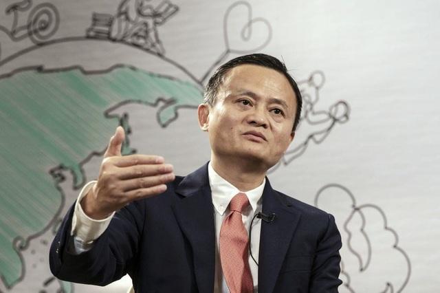 Chê hệ thống tài chính Trung Quốc, tỷ phú Jack Ma trả giá bằng 35 tỷ USD - 1