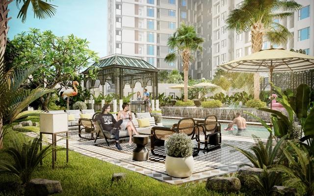 Picity High Park - Kiệt tác kiến tạo hoàn mỹ cho cuộc sống thịnh vượng - 1