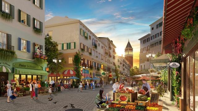 Shophouse Sorrento – Giai điệu tình ca mê đắm của Nam đảo Ngọc - 2