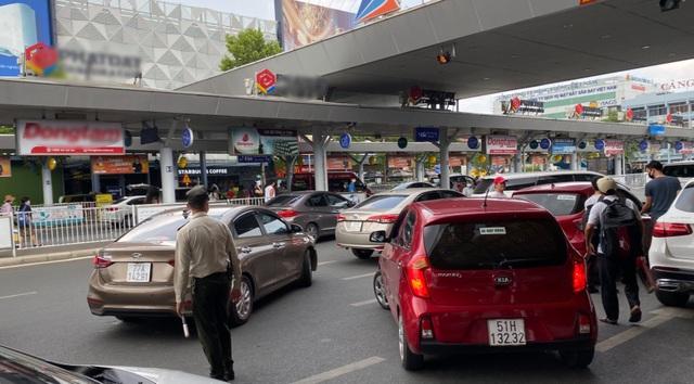 Giao thông tại sân bay Tân Sơn Nhất thay đổi như thế nào? - 1