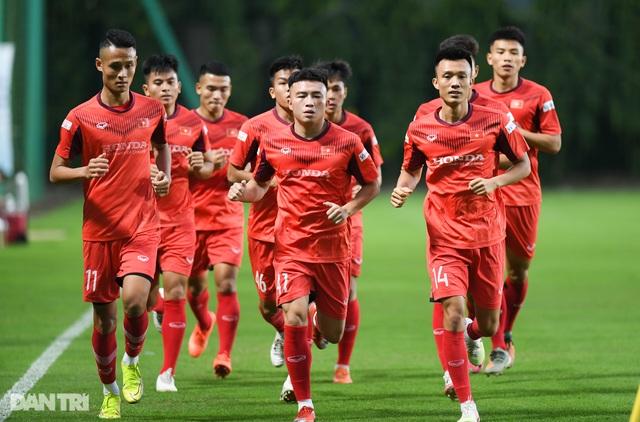 U22 Việt Nam đấu quân xanh đến từ giải hạng Nhất - 1