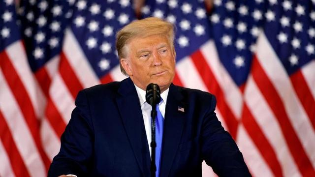 Cuộc chiến pháp lý hậu bầu cử khó giúp ông Trump đảo ngược tình thế - 1