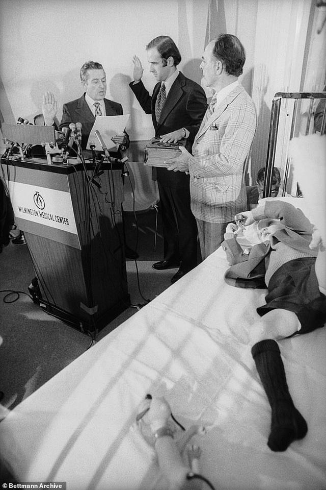 Bền bỉ vượt khó, Joe Biden hiện thực hóa giấc mơ Nhà Trắng - 6