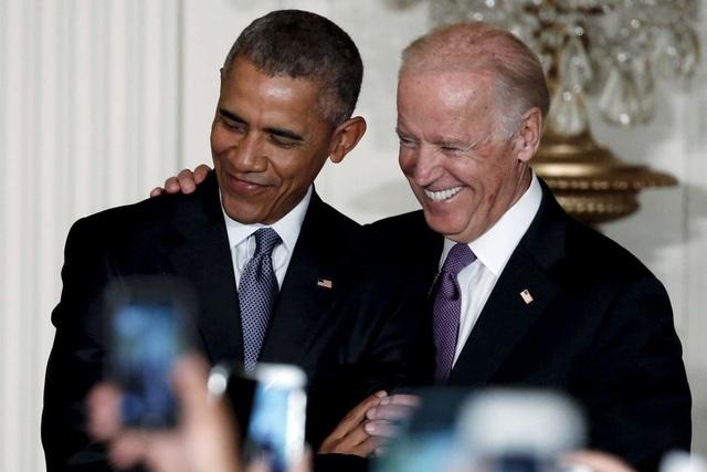 Bền bỉ vượt khó, Joe Biden hiện thực hóa giấc mơ Nhà Trắng - 3