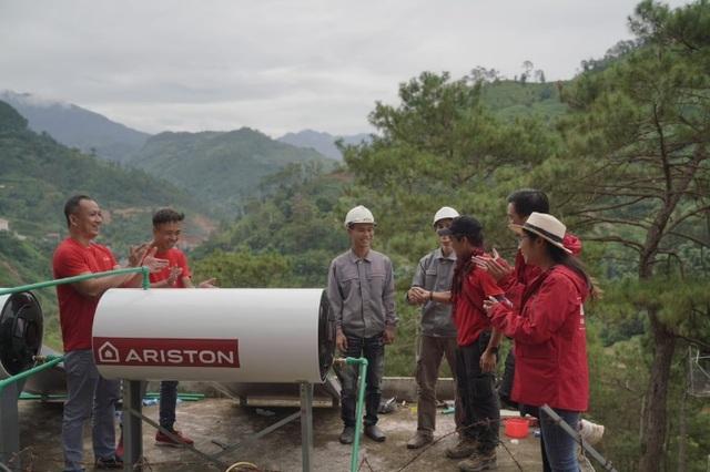 Ariston mang sự thoải mái tới hơn 1000 học sinh huyện Hoàng Su Phì - 4