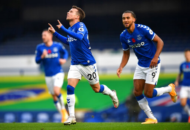 Everton 1-3 Man Utd: Dấu ấn nổi bật của Fernandes - 12