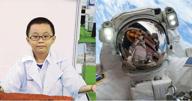 """Cậu bé 9 tuổi chinh phục NASA bằng ý tưởng """"toilet không gian"""" độc đáo - 2"""