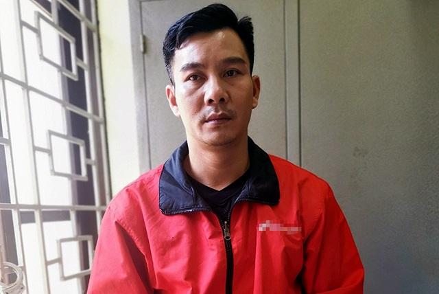 Bắt đối tượng đột nhập UBND huyện Phúc Thọ trộm 140 triệu đồng - 1