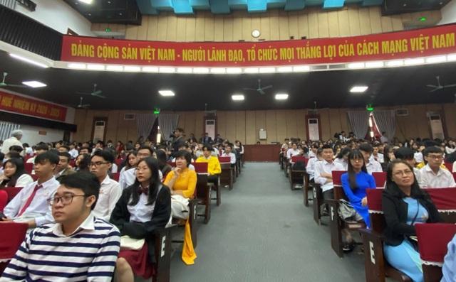 Nhiều trường ĐH, CĐ tại Huế đồng loạt khai giảng năm học mới - 3